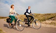 Verkoop, reparatie en onderhoud van tweedehands fietsen